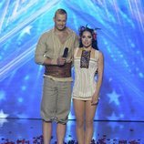 Duo Flame, tras su actuación en la final de 'Got Talent España'
