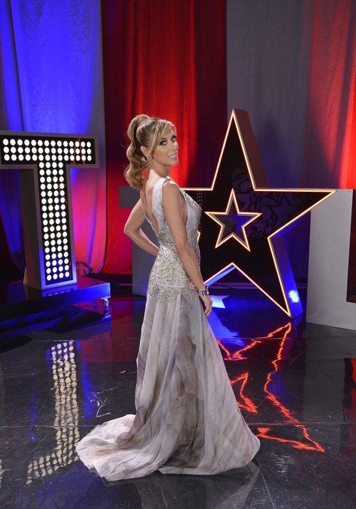 Eva Isanta, jurado de la gran final de 'Got Talent España'