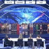 Todos los finalistas en la gran final en la cuarta edición de 'Got Talent España'