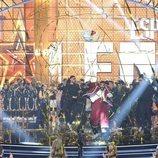 La Murga Zeta Zetas, ganadores de la cuarta edición de 'Got Talent España'
