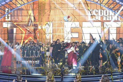 La Murga Zeta Zetas, ganadores de 'Got Talent España 4'