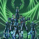 Immunes sorprenden en su baile en la gran final de 'Got Talent España'
