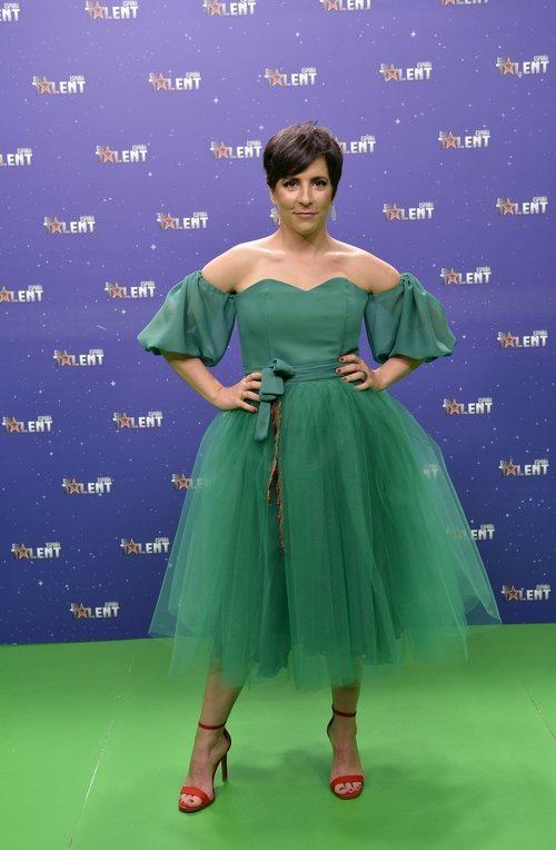 Mariela, finalista de 'Got Talent España'