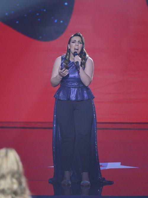 Nazaret Natera, finalista de la cuarta edición de 'Got Talent España'