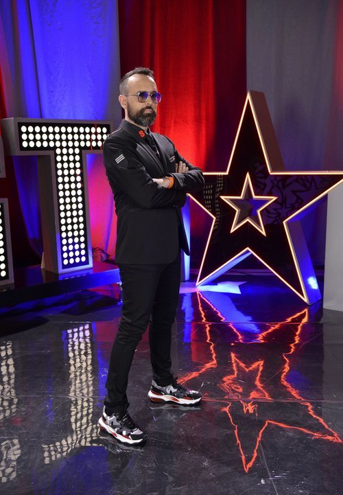 Risto Mejide, jurado de la gran final de 'Got Talent España'