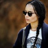 Zoe Kravitz, en la segunda temporada de 'Big Little Lies'