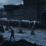 Invernalia se recupera tras la batalla en el 8x04 de 'Juego de Tronos'