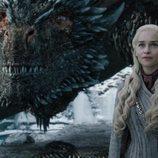 Drogon y Daenerys de 'Juego de Tronos' en el 8x04