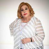 Silvia Pinal posa para 'Mi marido tiene más familia'