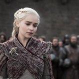 Daenerys llora en el 8x04 de 'Juego de tronos'