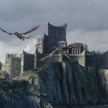 Drogon y Rhaegal vuelan en el 8x04 de 'Juego de tronos'