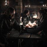 El Perro y Sansa Stark en el 8x04 de 'Juego de tronos'