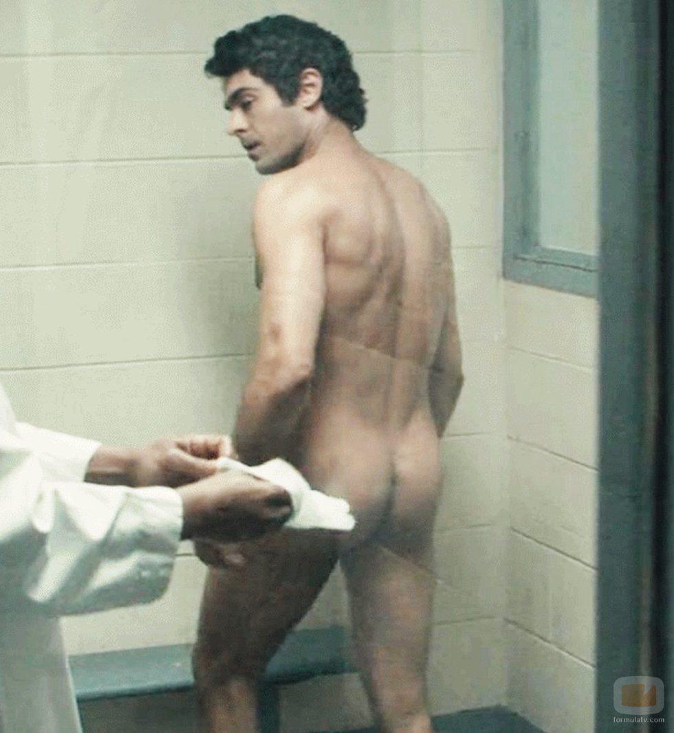 Zac Efron se desnuda y enseña el culo en 'Extremely Wicked, Shockingly Evil and Vile'