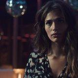 Sara Sálamo interpreta a la Buhíta,  en 'Brigada Costa del Sol'