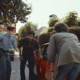 El equipo policial, en 'Brigada Costa del Sol'