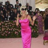 El tercer look de Lady Gaga en la Gala MET 2019