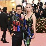 Sophie Turner y Joe Jonas en la Gala MET 2019