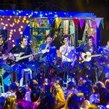 """Miki y Taburete cantan """"Balerofón"""" en 'Miki y amigos'"""