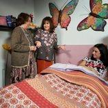 Yolanda, Menchu y Fina comparten una mirada cómplice en la temporada 11 de 'La que se avecina'