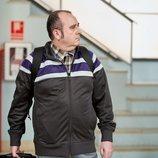Agustín es un compañero de Bruno del psiquiátrico en la temporada 11 de 'La que se avecina'