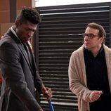 Bruno y Ongombo, en la temporada 11 de 'La que se avecina'
