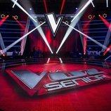 El plató de 'La Voz Senior', centrado en su escenario