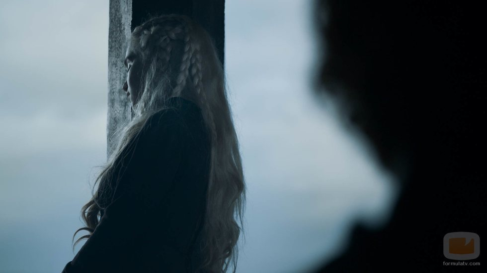 Daenerys, reflexiva en el 8x05 de 'Juego de Tronos'