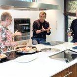 María Morales, madre de Jorge Javier Vázquez, cocina en 'Mi casa es la tuya'