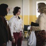 Mercedes, María e Inés, en el 20x07 de 'Cuéntame cómo pasó'