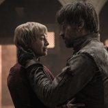 Cersei y Jaime en su emotivo reencuentro del 8x05 de 'Juego de Tronos'