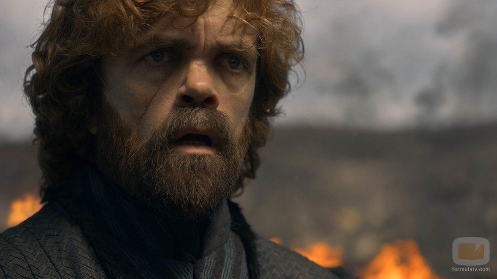 Tyrion Lannister contempla los horrores de la guerra en el 8x05 de 'Juego de Tronos'