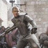 Gusano Gris en el fragor de la batalla del 8x05 de 'Juego de Tronos'