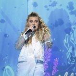 Michela Pace, representante de Malta, en la Semifinal 2 de Eurovisión 2019
