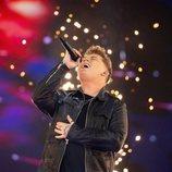 Michael Rice, representante de Reino Unido, en la Semifinal 2 de Eurovisión 2019