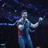 Chingiz, representante de Azerbaiyán, en la Semifinal 2 de Eurovisión 2019