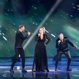 KEiiNO, representantes de Noruega, en la Semifinal 2 de Eurovisión 2019