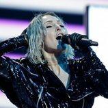 Tamta, representante de Chipre, en la Gran Final de Eurovisión 2019