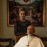 Sharon Stone y John Malkovich, protagonistas de 'The New Pope'