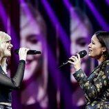 S!sters, representantes de Alemania, en la Gran Final de Eurovisión 2019
