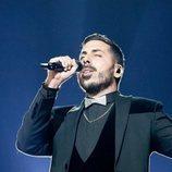 Kobi Marimi, representante de Israel, en la Gran Final de Eurovisión 2019