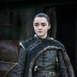 Maisie Williams es Arya Stark en el último episodio de 'Juego de Tronos'