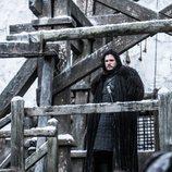Jon Snow se reencuentra con el Muro en el final de 'Juego de Tronos'