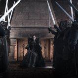 Los señores del Norte aclaman a Sansa como Reina en el 8x06 de 'Juego de Tronos'