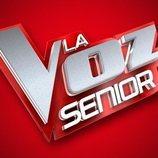 Logotipo de 'La Voz Senior'