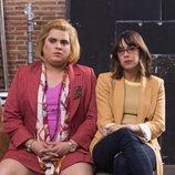 Belén Cuesta y Brays Efe en la tercera temporada de 'Paquita Salas'