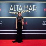 Alejandra Onieva, en el photocall de 'Alta mar'