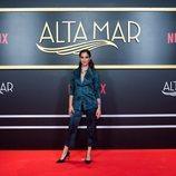 La actriz Laura Prats, en el photocall de 'Alta mar'