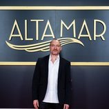 Ben Temple, en el photocall de 'Alta mar'