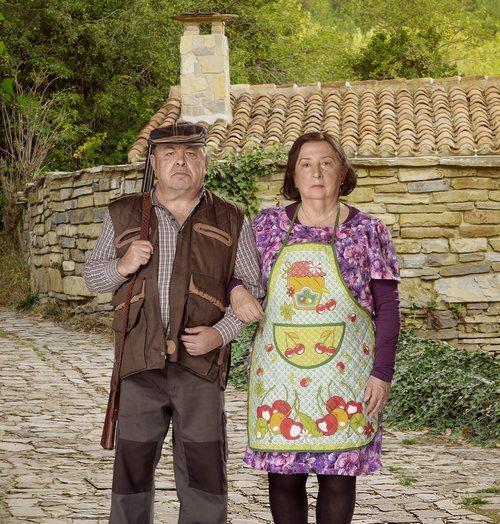 Arsacio y María son un matrimonio conservador en 'El Pueblo'