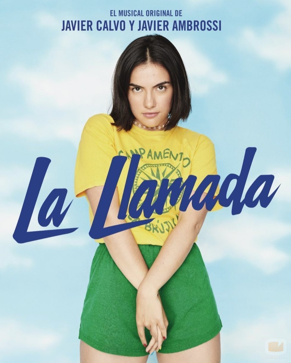 """Marta Sango ('OT 2018') interpreta a Susana Romero en el musical """"La Llamada"""""""